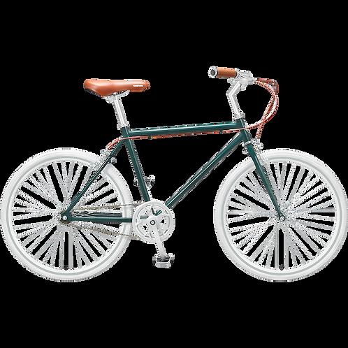 """24"""" FOREVER Medium Frame Lady's City Bike"""