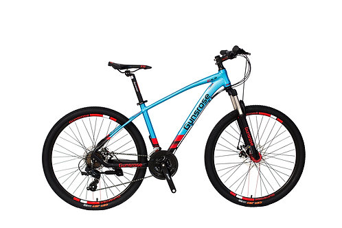"26"" GUNSROSE G5.0 Mountain Bike SHIMANO Gear 21 Speed"