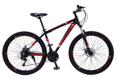 """29"""" GUNSROSE Large Frame Mountain Bike SHIMANO Gear 21 Speed"""