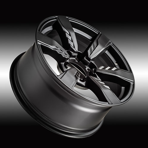 17Inch PCD 6x139.7 Alloy Wheels For Hiace , Hilux ,Ranger,Colorado