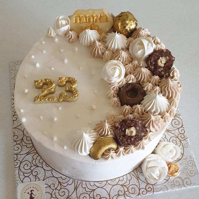 עוגה בעיצוב אישי - עדן