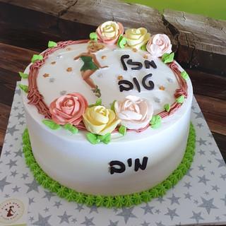 עוגת טינקרבל