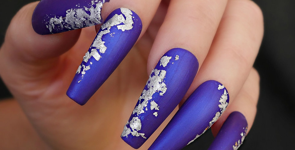 Frosted Violet