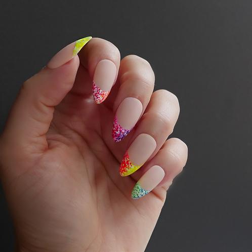 Rainbow Speckles