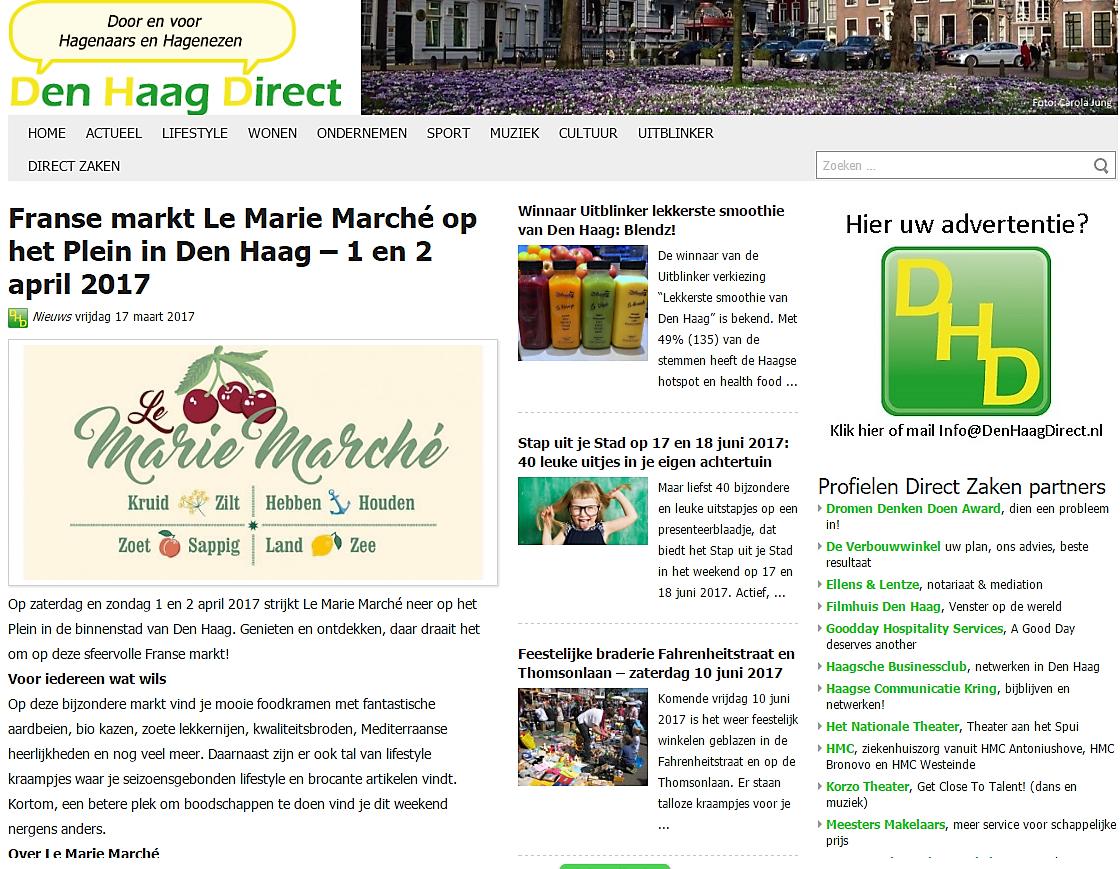 Den Haag Direct maart 2017