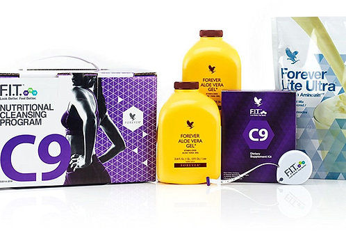 Forever Living C9-9 Day Nutritional Cleanse Programme