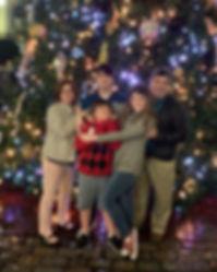 Julie Christman Family