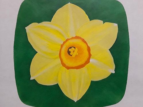 Portrait of Flower