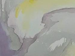 detail of subtle piece