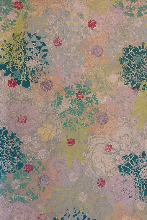 Floral Celebration Print