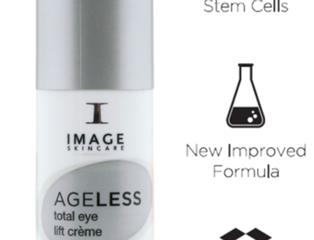 AGELESS total eye lift crème 0.5 oz