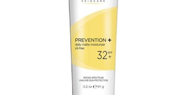 PREVENTION + daily matte moisturizer spf 32 (3.2 oz)