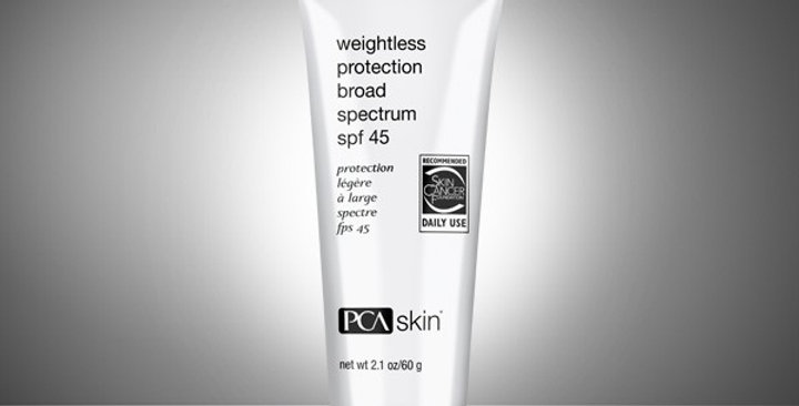 Weightless Protection Broad Spectrum SPF 45 (2.2 oz)