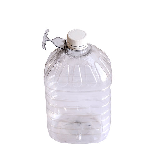 5litre PET Square - pack of 48 with a T/Handle