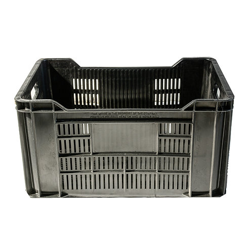 Lug Box Crate Vented - Recycled