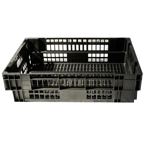 Chicken Crate Recycled Black