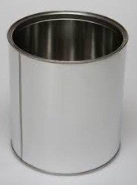 2 litre Tin Plain TT