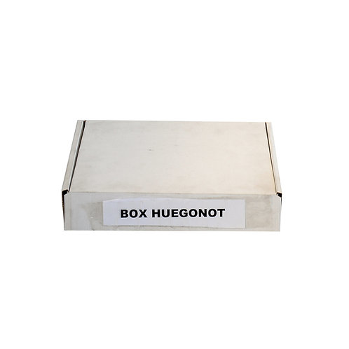 Huguenot Box - White (300 x 225 x 60mm)