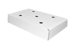 Bait Box 5kg - (390 x 270 x 75mm) with holes