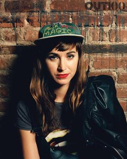 Holly Miranda- Out Magazine