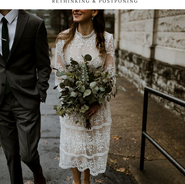 How to Wedding Plan amidst COVID-19