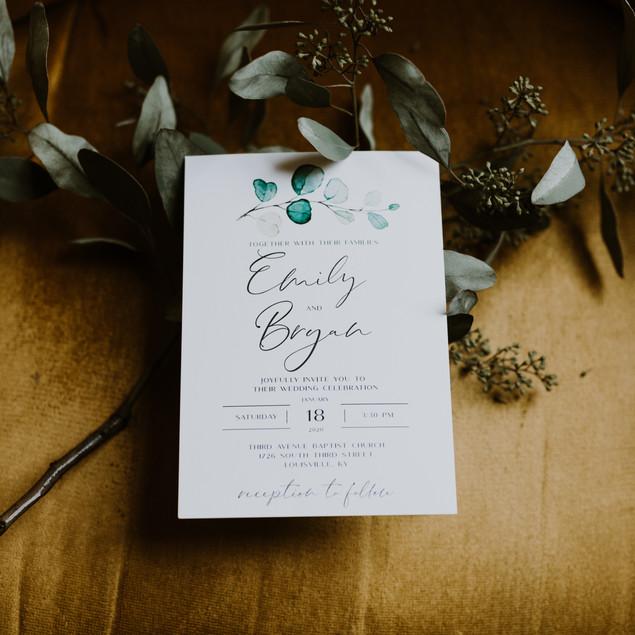 Emily + Bryan   Urban Louisville Wedding