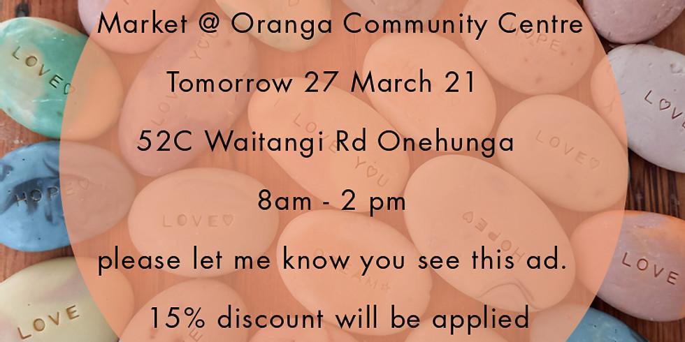 Market @Oranga Community Centre