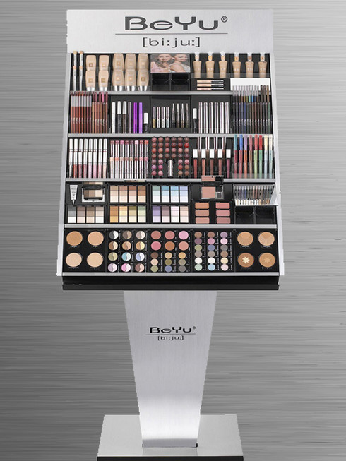 Beauty trifft Coolness in Form  dieses stylischen  General Tester Stand-