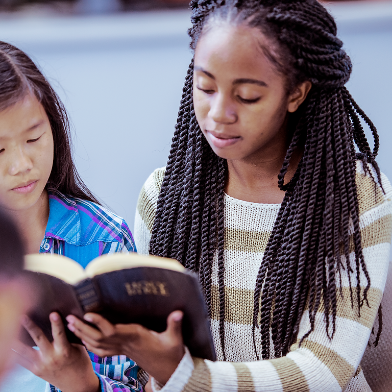 Youth Bible Study for Middle and High Students