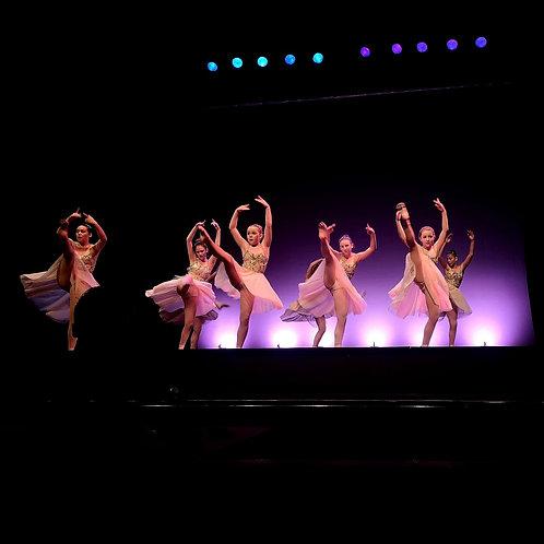 Advanced Intensive Dance Course