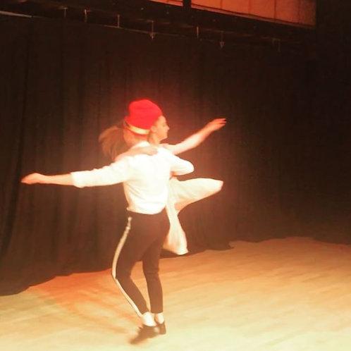 (Year 7) Grade 4 Ballet and Pre-Pointe