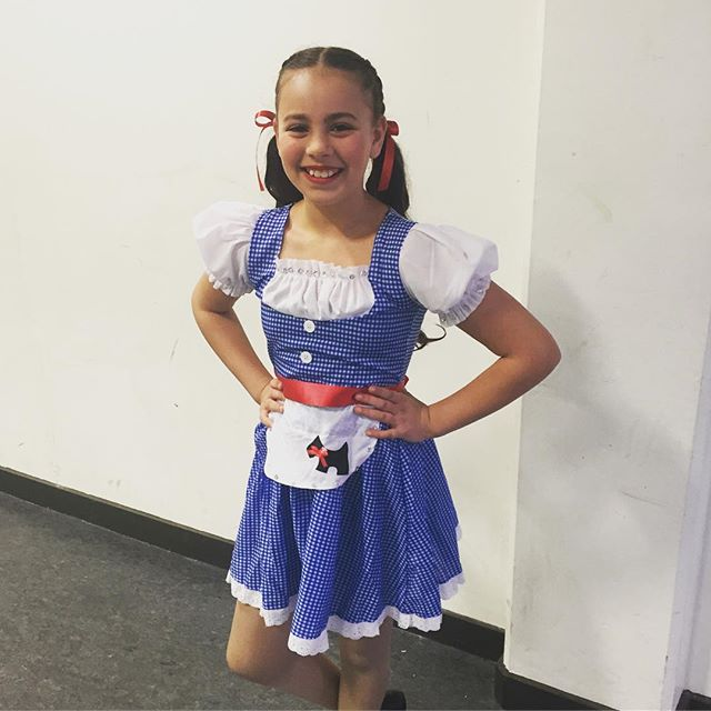 Dorothy 😄✨ A fabulous first solo!