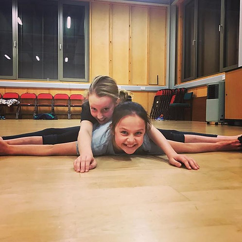 Friday - Junior Offer (Jazz, Competition, Ballet)
