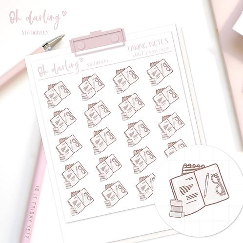 "Doodle ""Journaling"""