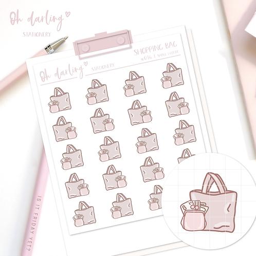 "Doodle ""Shopping Bag"""