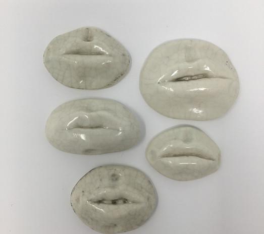 Porcelain Kiss Crackle Glaze