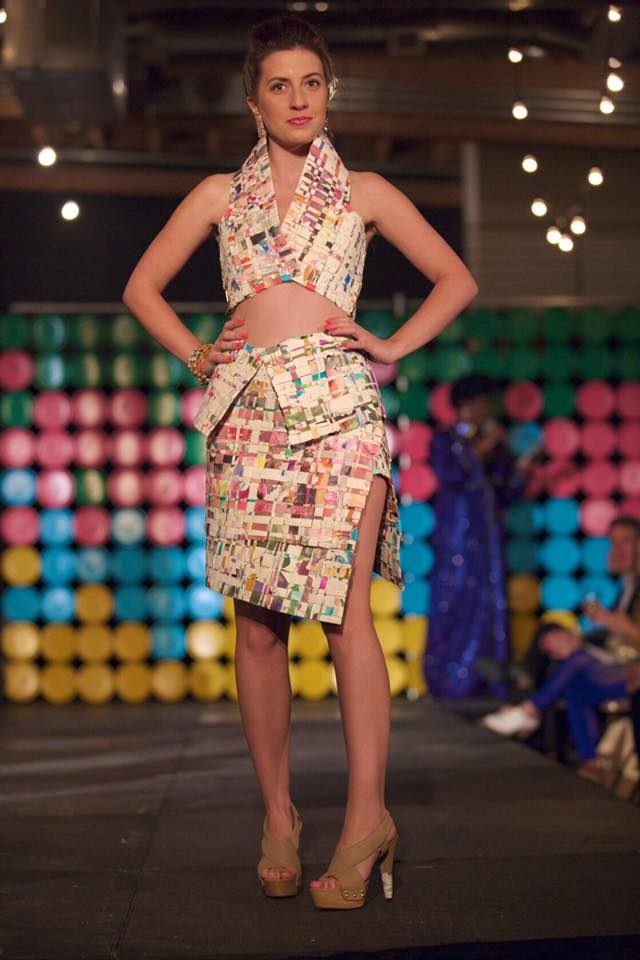 Shift Fashion Show Garment