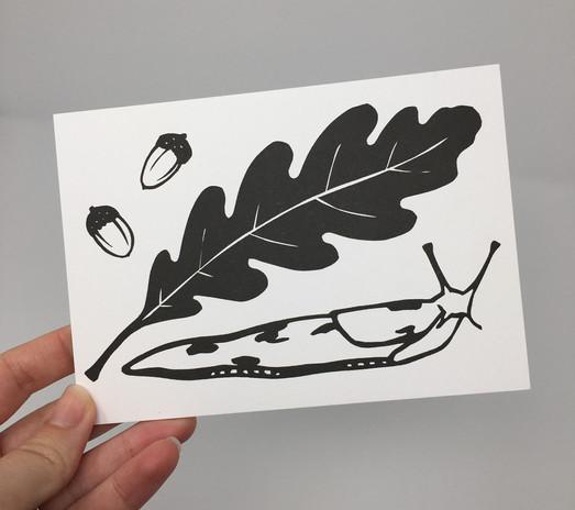 Mini Slug Print