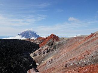 Камчатка. Экскурсия с восхождением на Авачинский вулкан