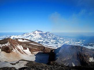 Камчатка. Экскурсия с восхождением на вулкан Горелый