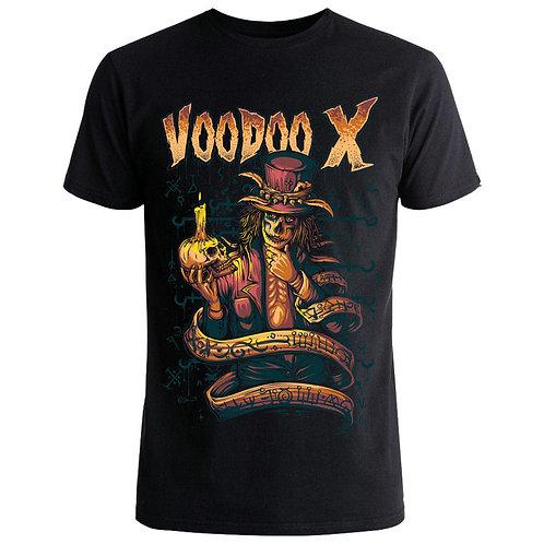 "Voodoo X (Jean Beauvoir) ""Top Hat"" Unisex T-shirt"