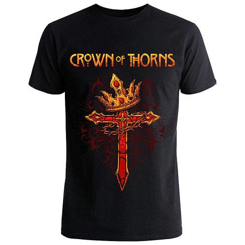 Crown Of Thorns (Jean Beauvoir) Unisex T-shirt