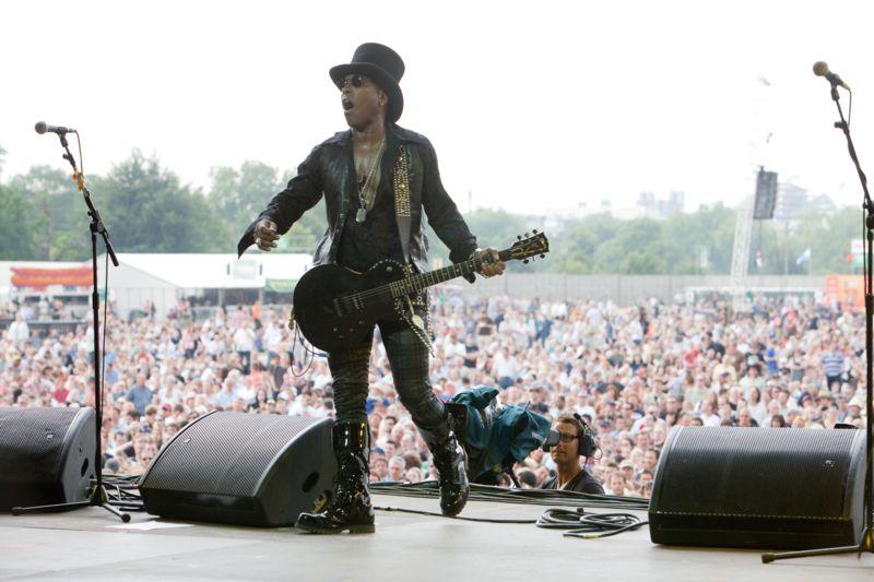 Jean Hard Rock Calling UK