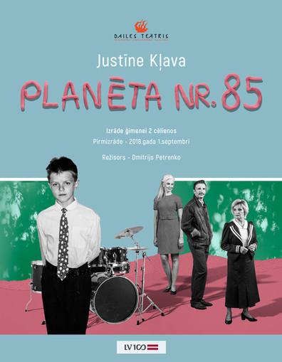 PLANĒTA NR.85