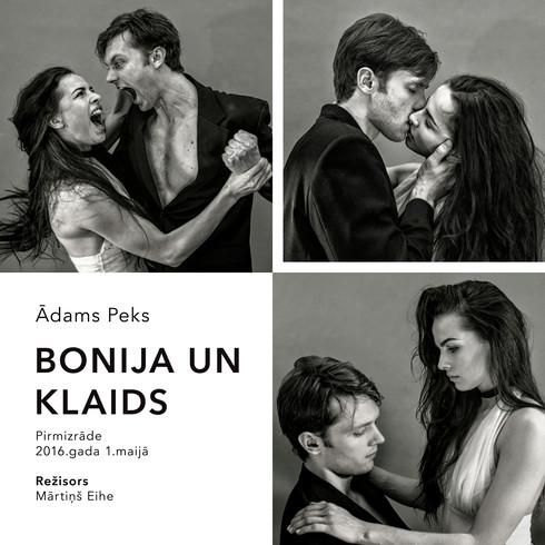 BONIJA UN KLAIDS/ BONNIE AND CLYDE