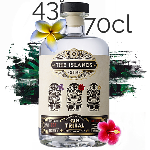 The Island Gin Tribal