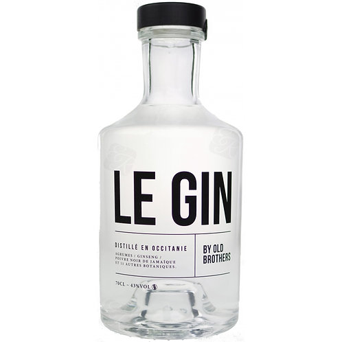 Le Gin Old Brothers