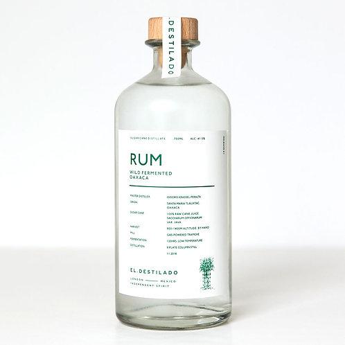 El Destilado Rum