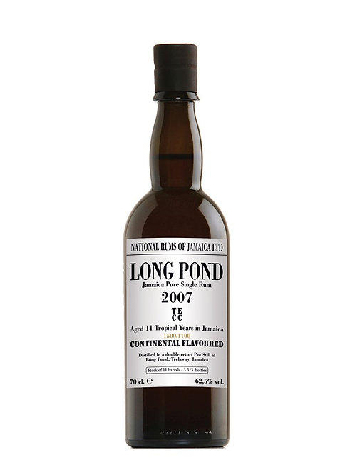 LONG POND 11 ans 2007 TECC 62,5%