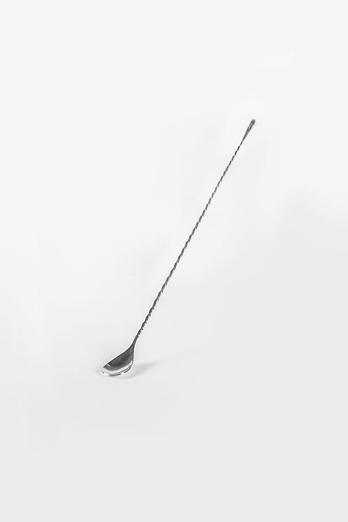 Barspoon 40cm argentée